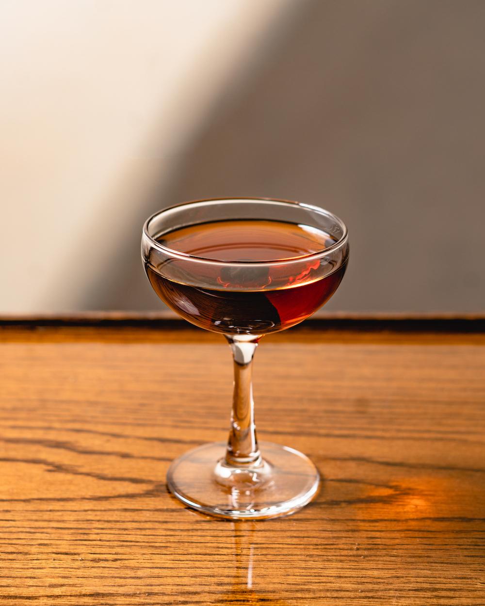 Louis'a Manhattan Recipe | Nelsons Greenbrier Distillery