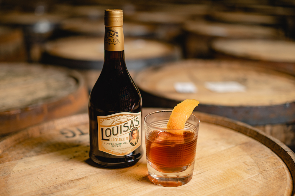 Louisa's Old Fashioned Recipe