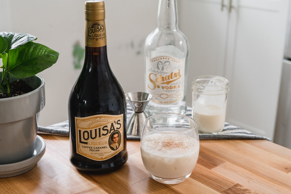 Louisa's White Prussian
