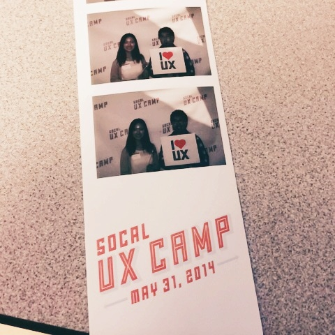SoCal UX Camp. Got many inspirations on group communication, and mobile design.                                                                  .