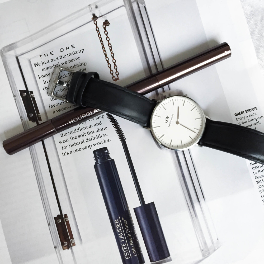 An Organised Life X Daniel Wellington