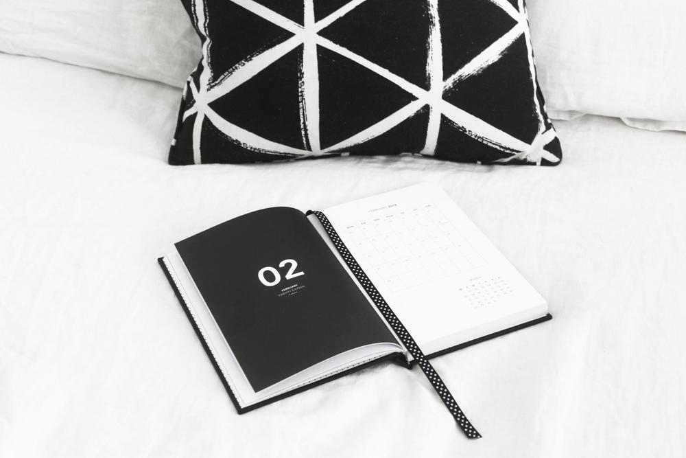 An Organised Life 2016 Diary 3