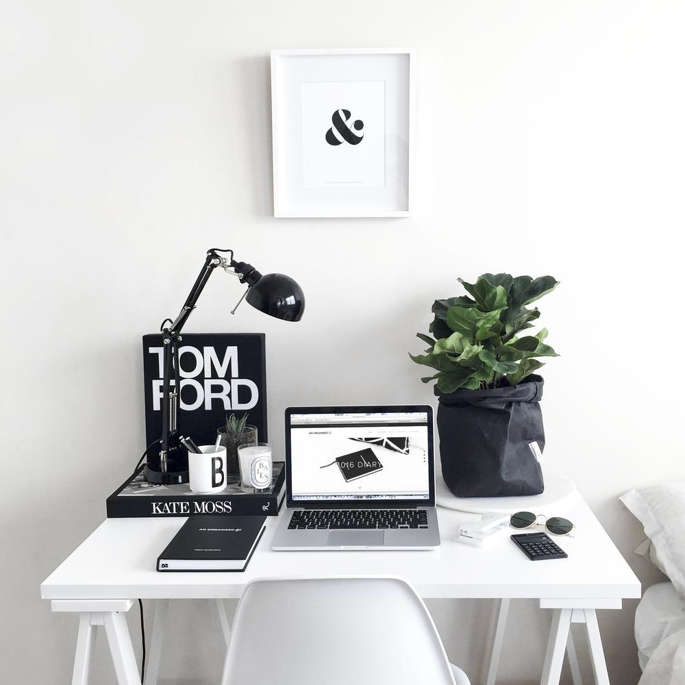 An Organised Life_workspace