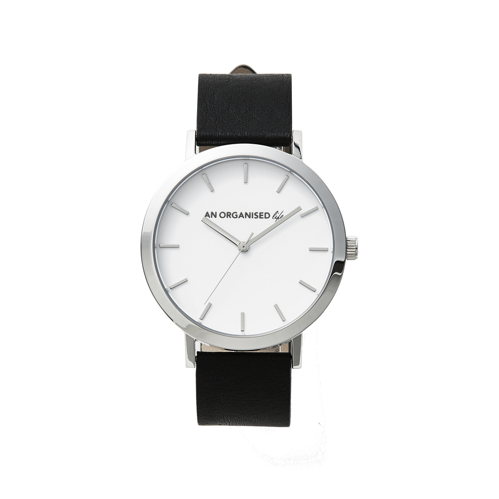 An Organised life Watch_Front