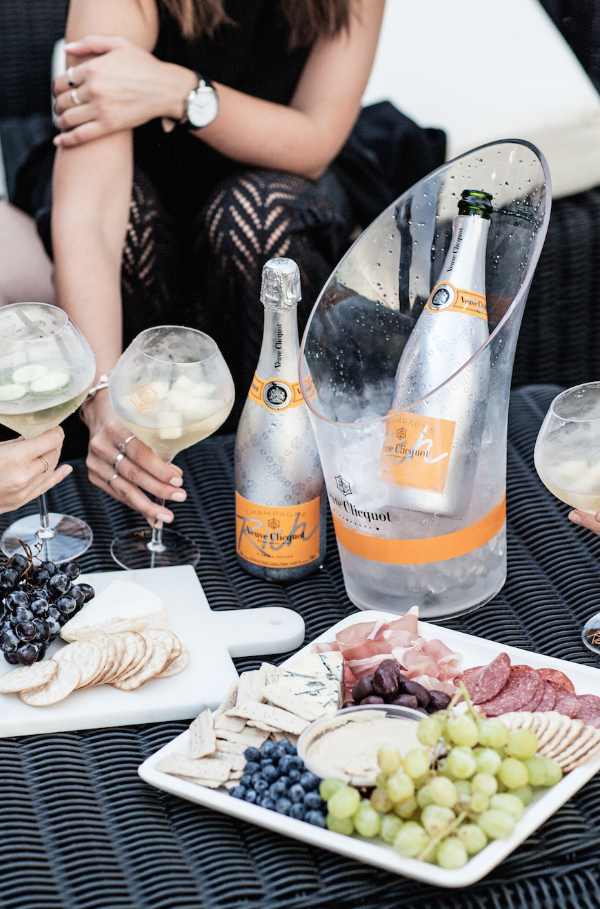 An Organised Life_Veuve Clicquot Rich_Platter