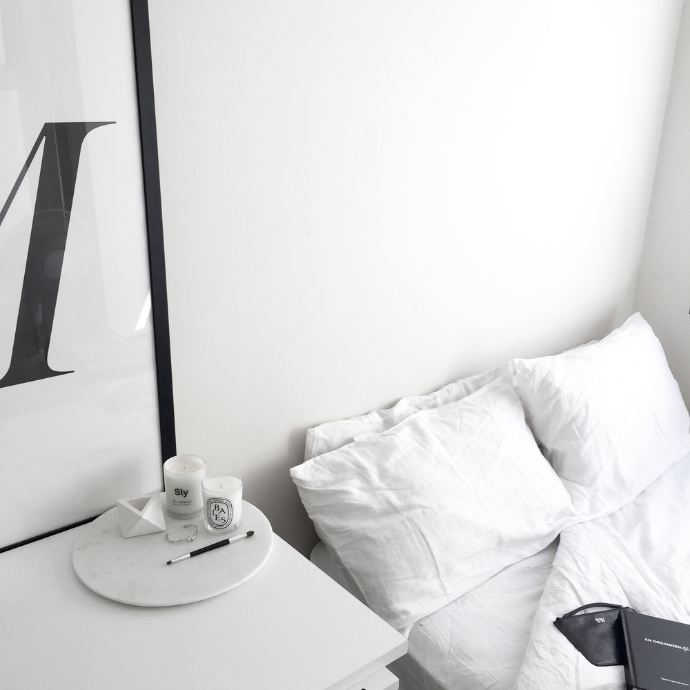 CREDITS: InBed Lined, Playtype Print, Mon Purse Clutch, An Organised Life Diary