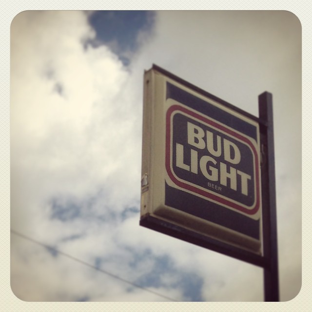 'Murica #budlight #oob #awesomesign