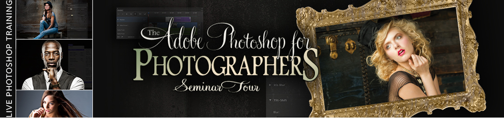 KelbyOne Seminar Tour