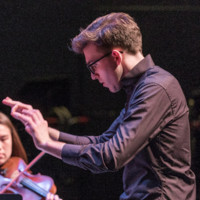 - Composer and conductor Leonard Bopp brings together an exciting ensemble of young musicians presenting young music.
