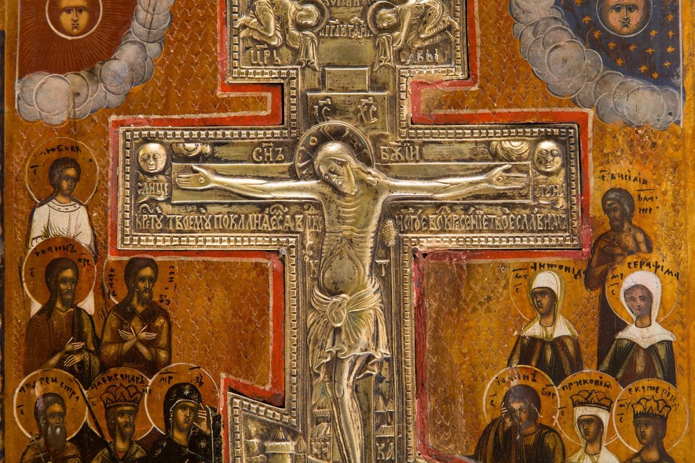 - On Good Friday Christians mark the Crucifixion of Our Lord Jesus Christ, his Death, his Deposition from the Cross, and his Burial.8am Morning Prayer before the Blessed Sacrament at the Altar of Repose12.30pm The Great Liturgy of Good Friday, with the Singing of the Passion, the Solemn Collects, the Veneration of the Cross, and Communion of the Pre-Sanctified.5.45pm Stations of the Cross6.15pm Evening Prayer7.30pm Good Friday Concert: Stabat Mater by Pergolesi. For details of this concert click here.