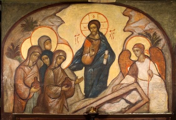 - 10:00am Service of the Word8:00pm Great Vigil and First Eucharist of EasterFollowed by Champagne ReceptionMusic: Missa de Angelis (plainsong)