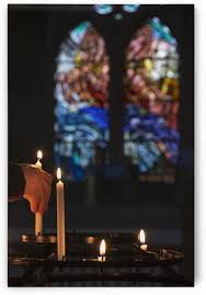 - 6:15pm Tenebrae: a service of lessons and psalms with the gradual extinguishing of candles.
