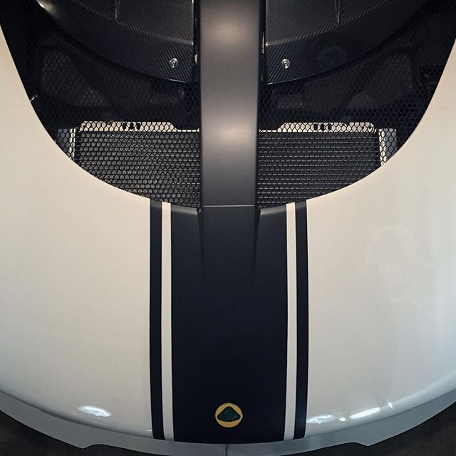 #lotus #elise #exige #british #lotustalk #radiator #triplepass #stripe #lotusnation