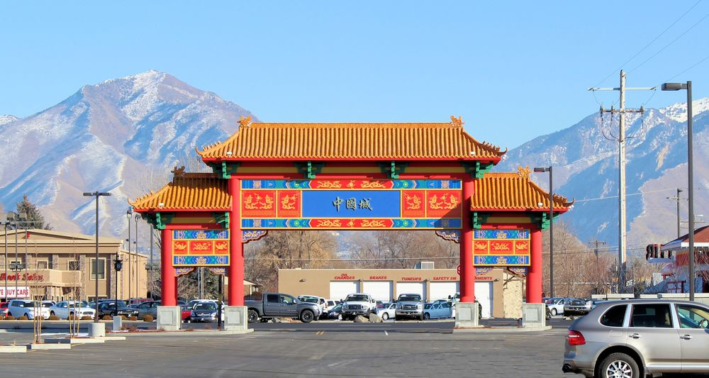 Salt Lake Valley Chinese Food