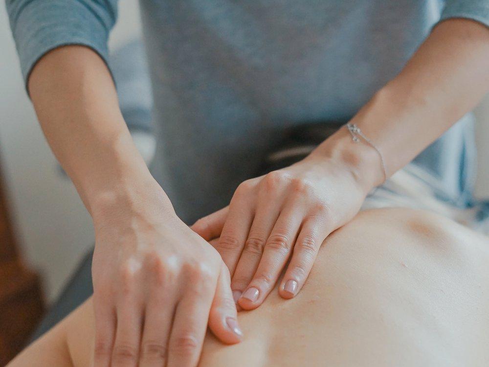 Therapeutic Massage -