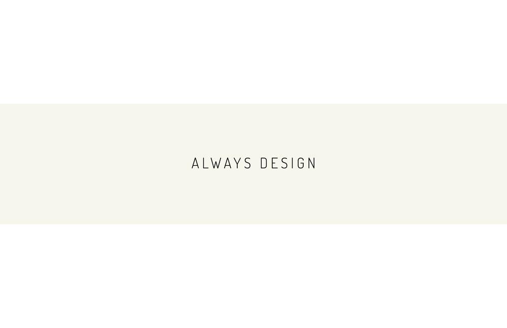 Always Design Kara Theresa