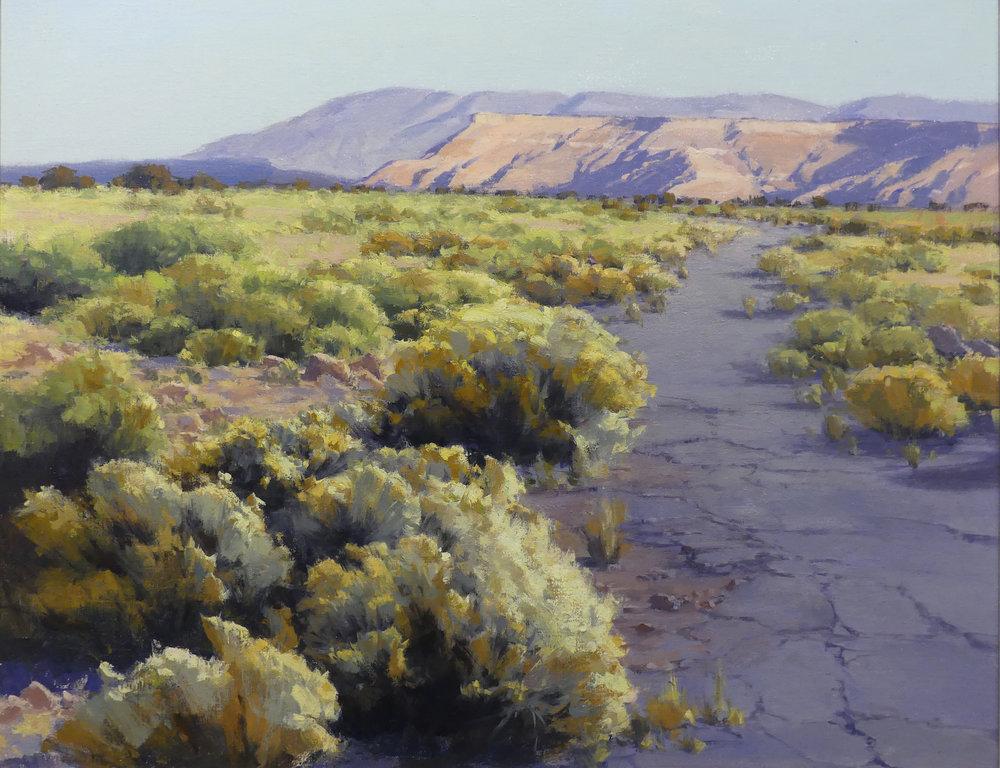 Abandoned Highway 24x30