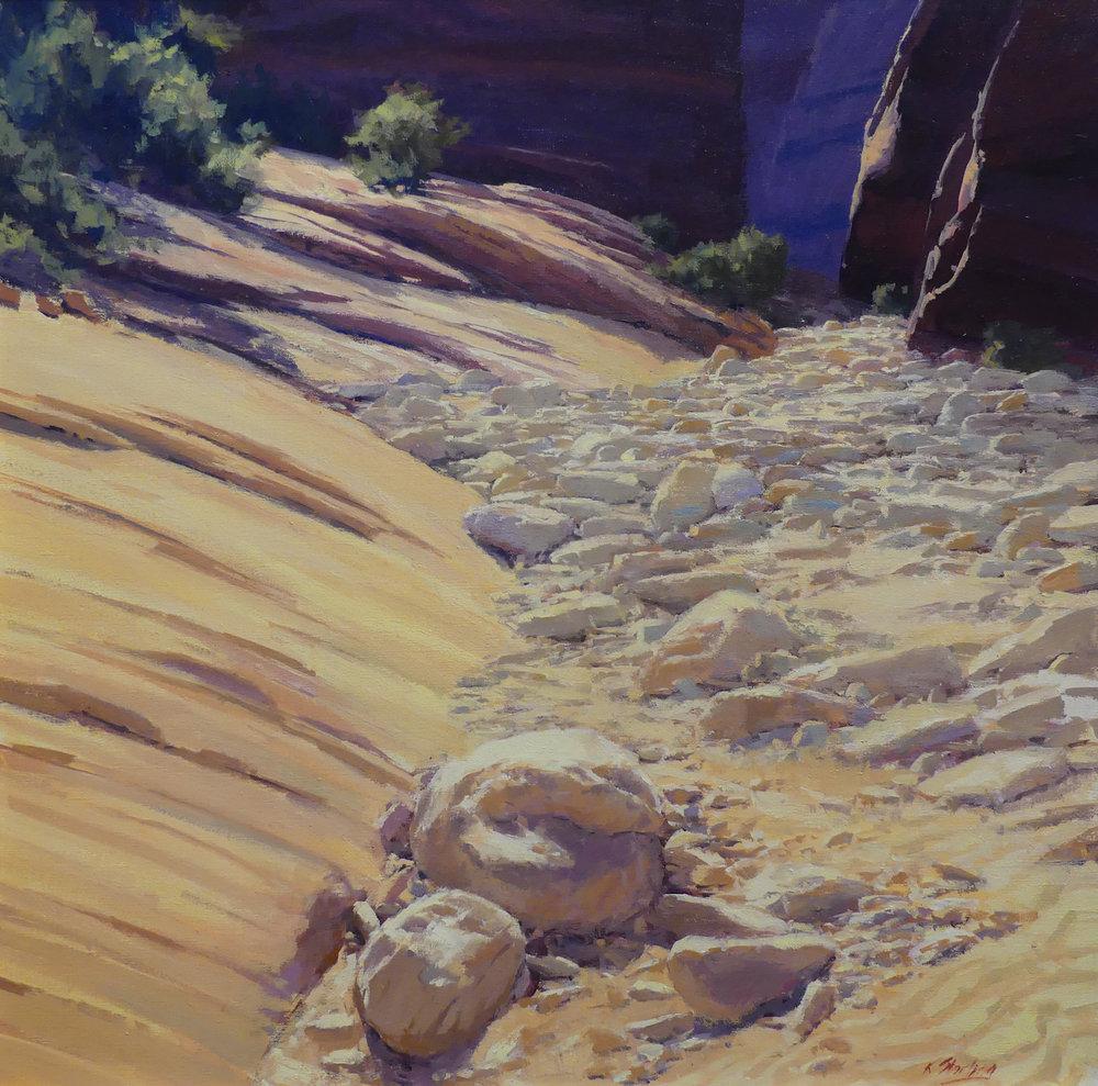 Dry Creek 30x30