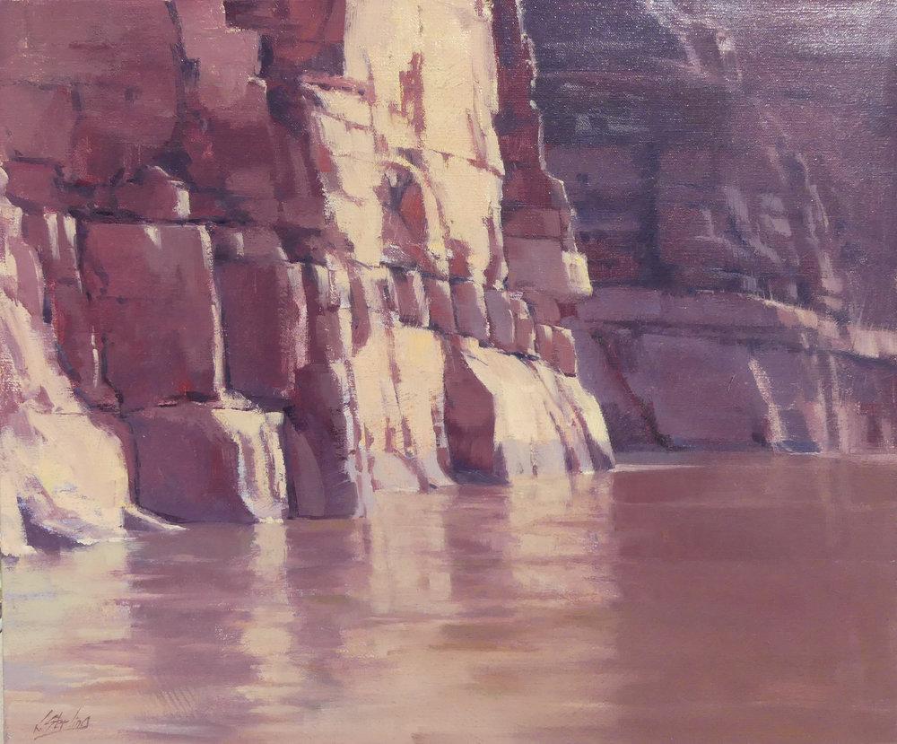 River 20x24