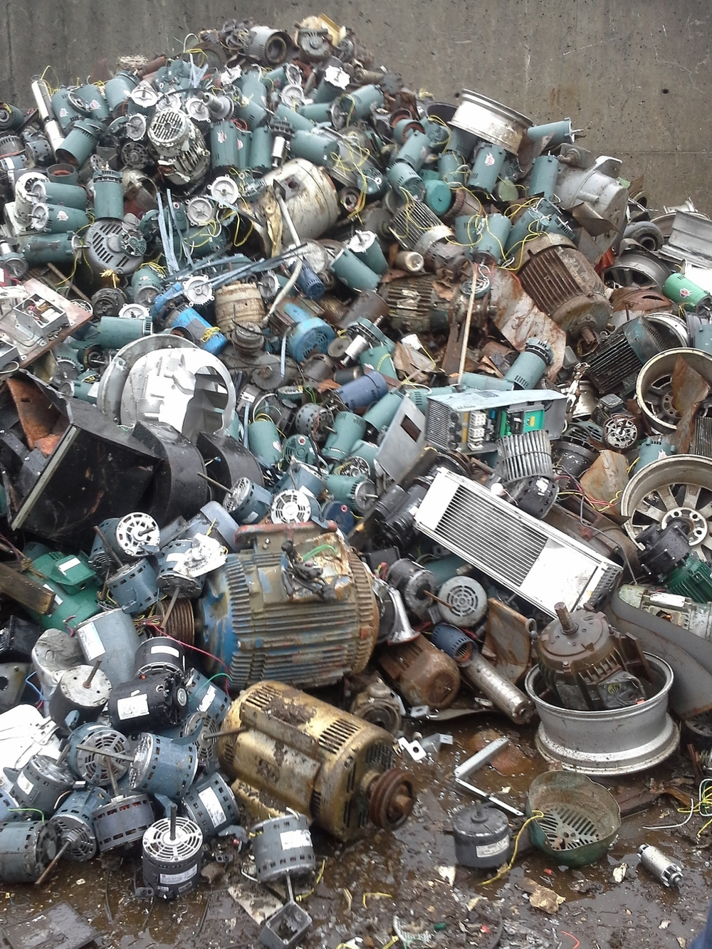 Scrap Metal Recycling Prices