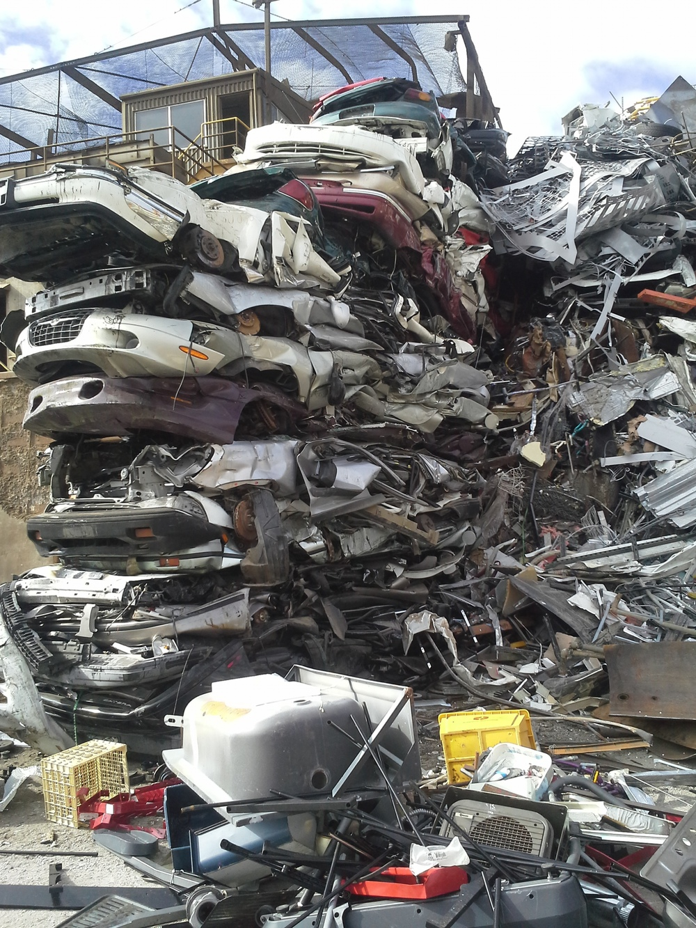 Automobiles Recycling