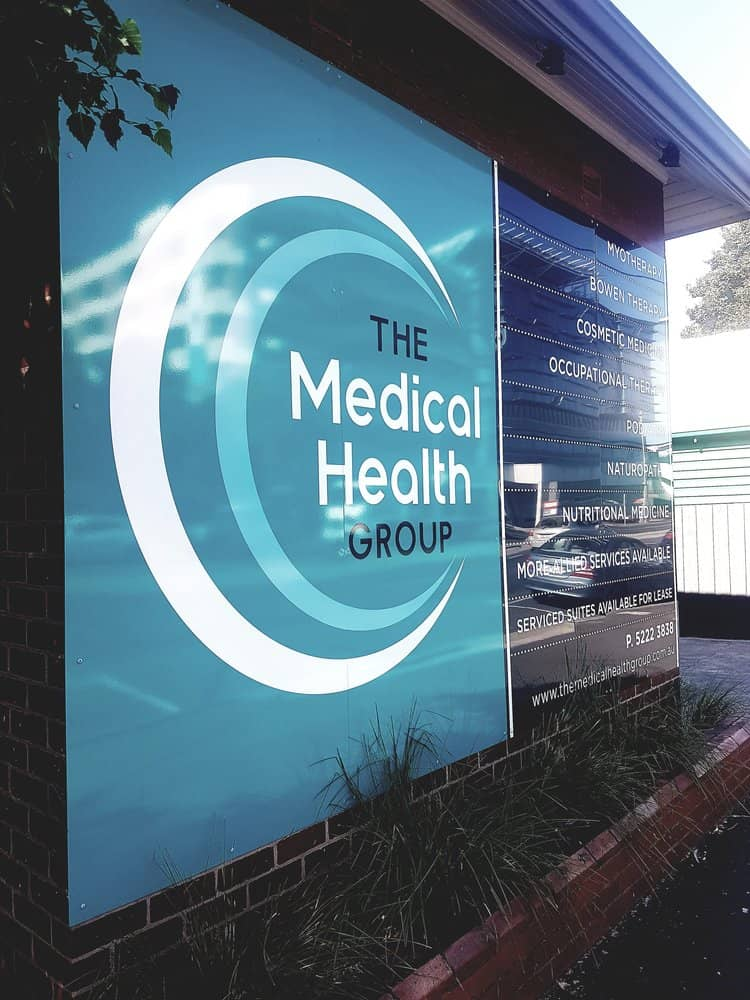 Centrally located in Geelong within the Medical Health Group