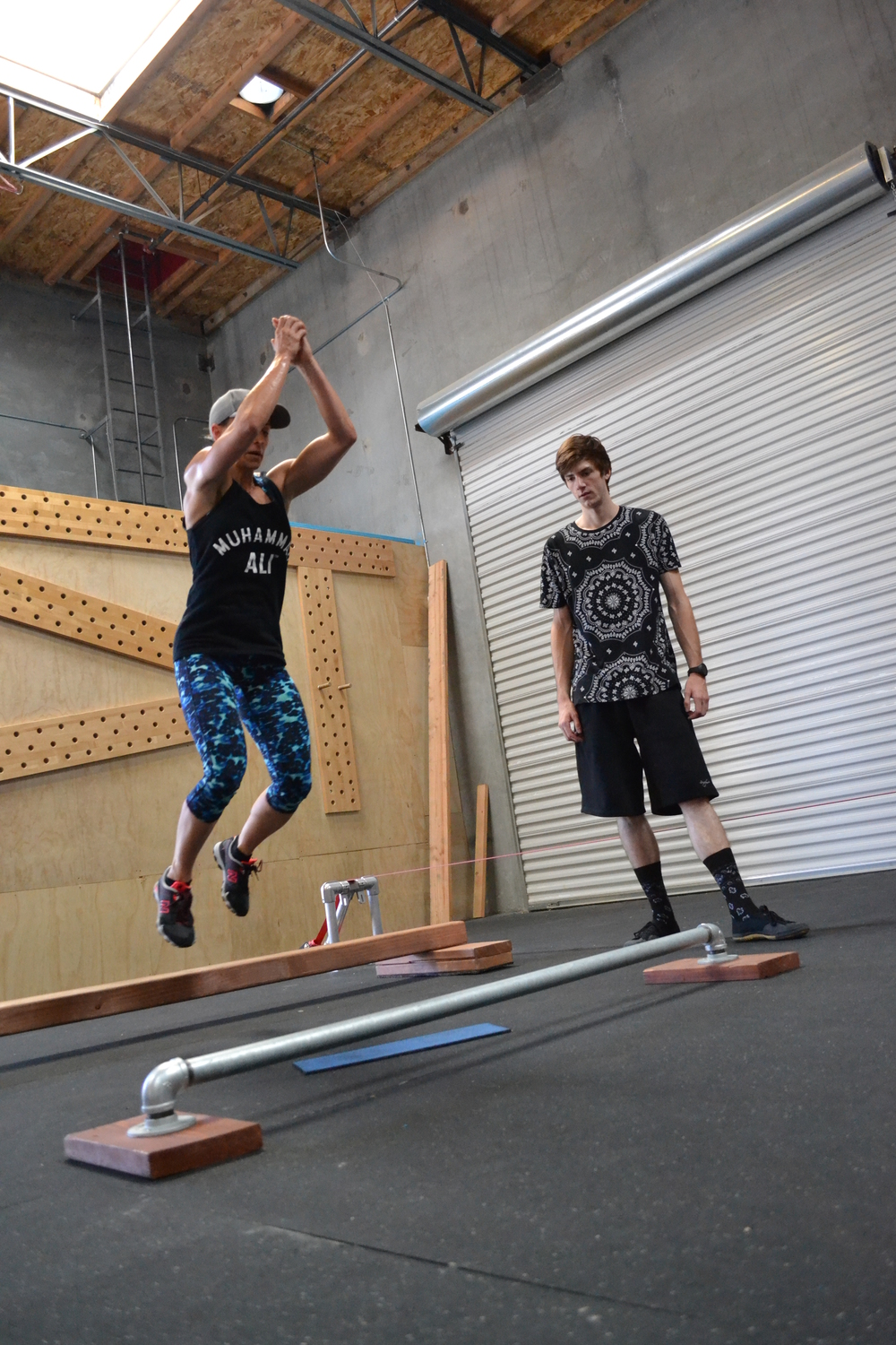Movement isn't just about how fast, how high, or how dynamic your movements can be. Like anything, it's about balance and precision. It's about being dynamic, efficient, and landing softly with precision.  Clickherefor parkour terms .