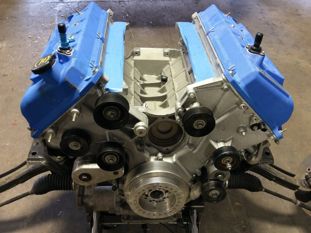 Engine & Trans Installs - There are many reasons that an engine or transmission may need to removed or installed. Whatever your reason is we're here to get the job done.