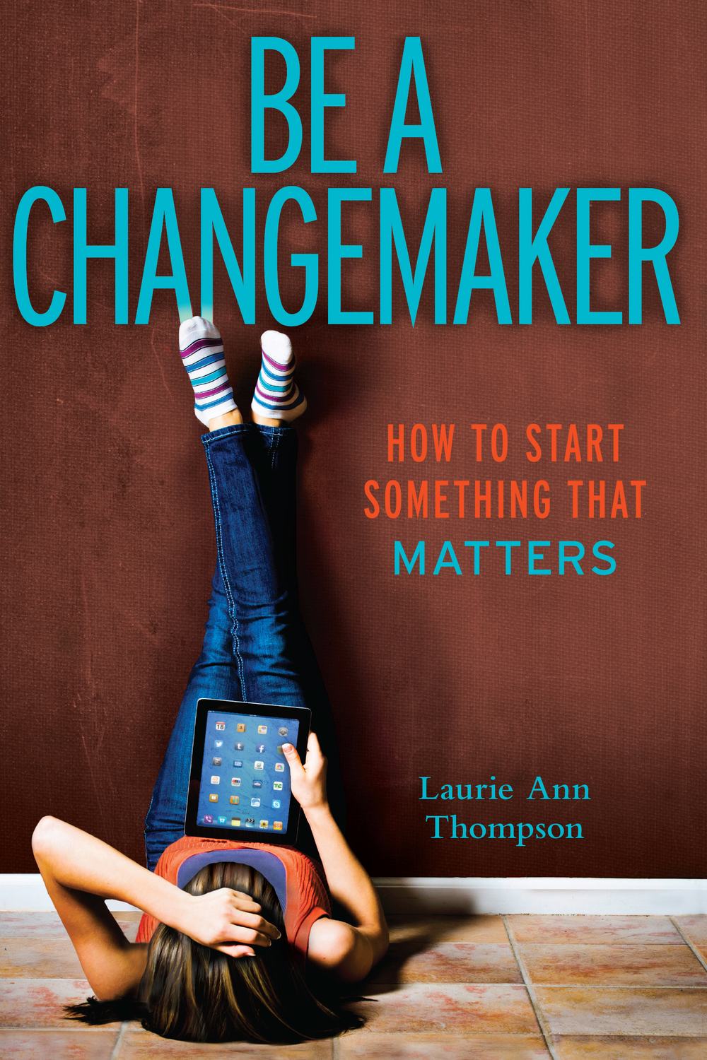 Nonfiction Picture Book Wednesday Be A Changemaker Blog Tour Kid