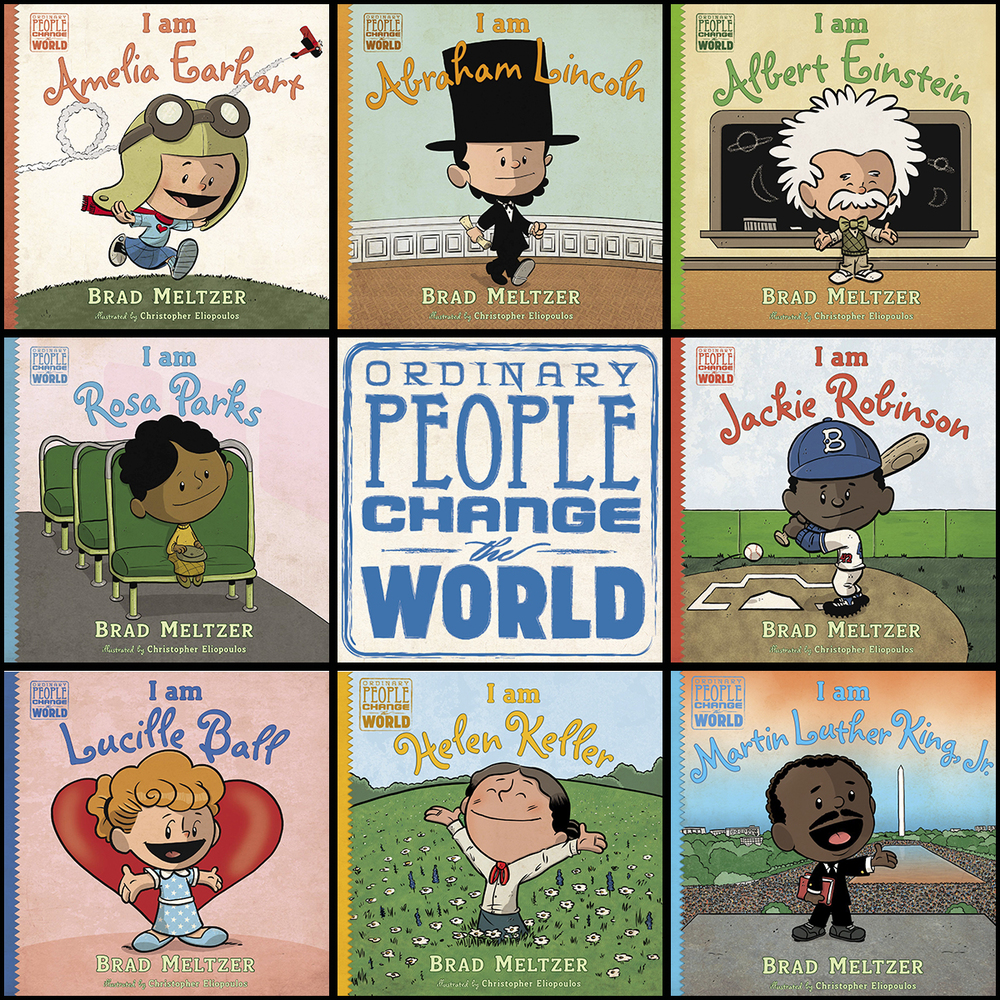Ordinary People Change The World Kids Books