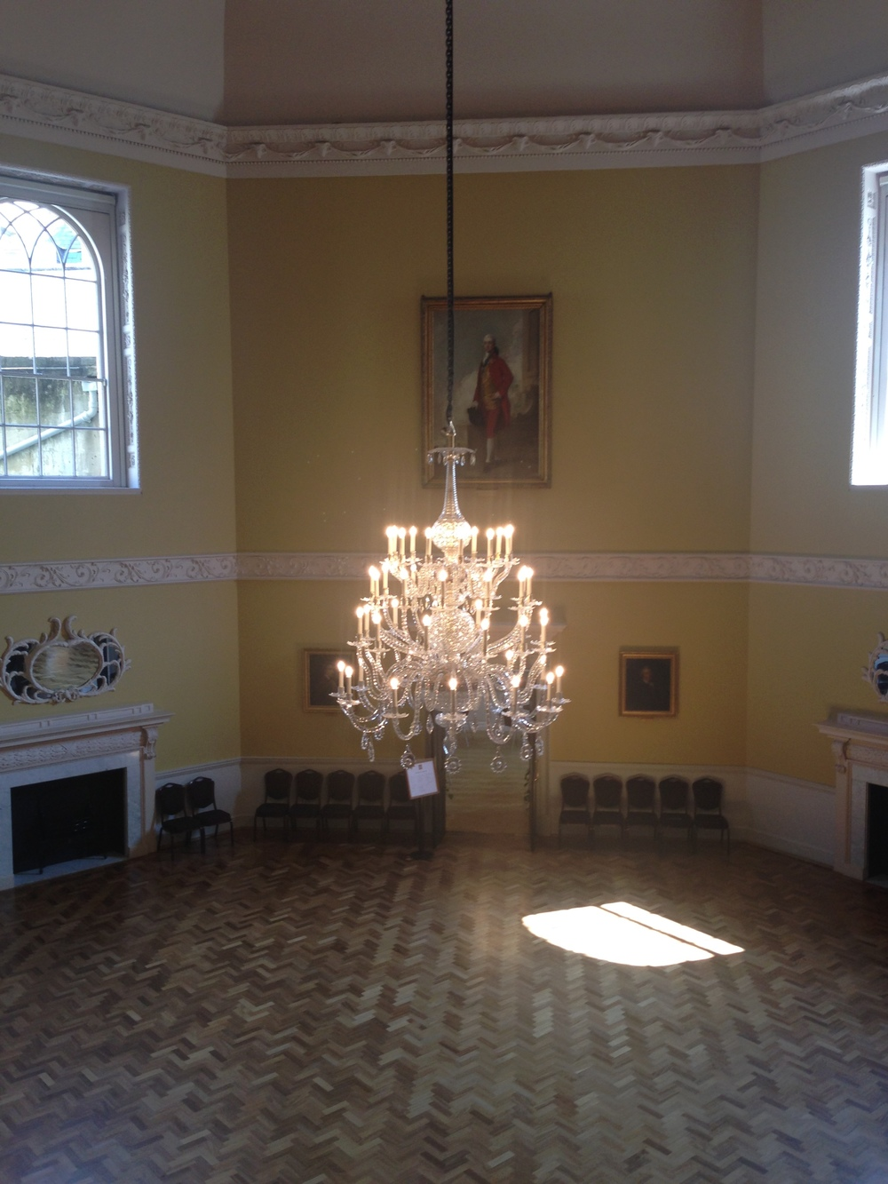 Another one of the Assembly Rooms.