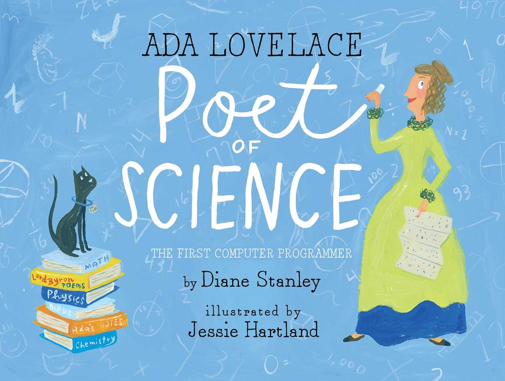 Ada Lovelace Poet of Science cover.jpg
