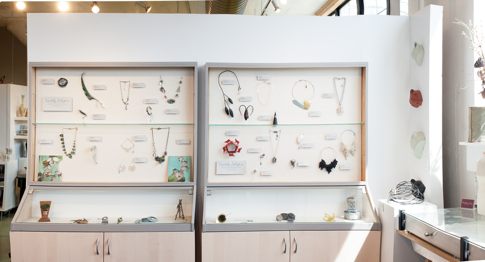 Earthly Delights: Metalsmiths inspired by nature at the Lillstreet Art Center