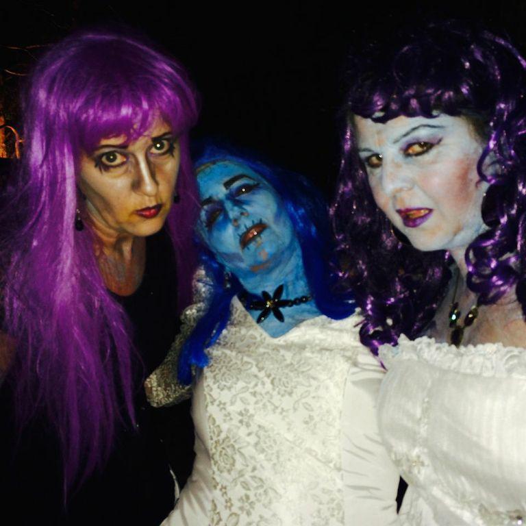 Zombie Girl Band