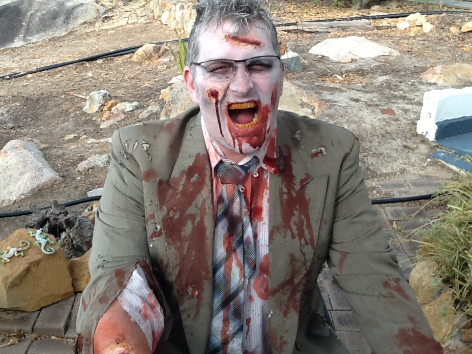 Pamela's Zombie Son