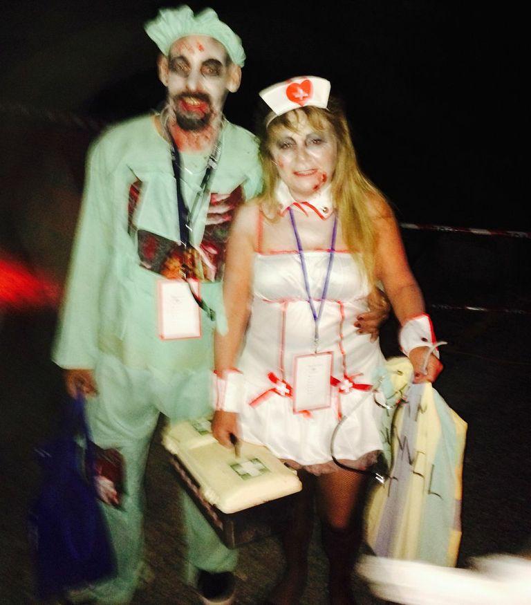 Zombie Medical Team