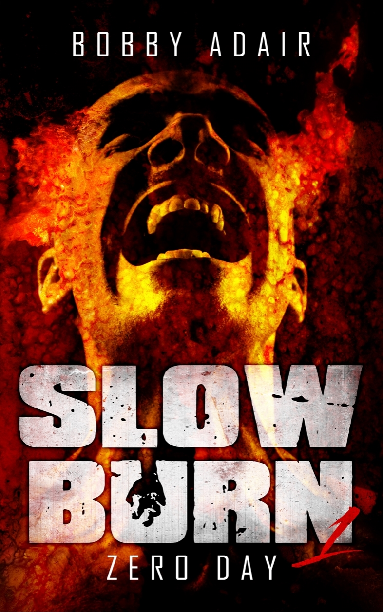 Actual Slow Burn 1 Cover Prototype