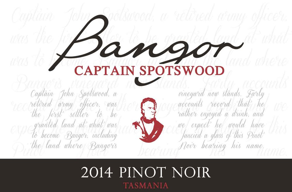 Captain Spotswood