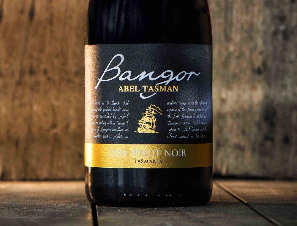 Bangor Pinot Noir, Tasmania