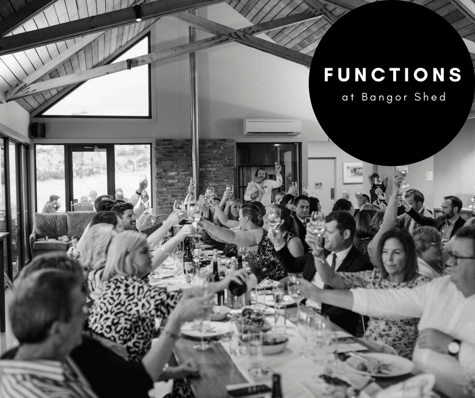 Functions at Bangor Shed - Looking for the perfect place to have your next Christmas Dinner, Event or Function?Email us at Bangor Shed to learn more about our options for menus, live music, coach travel and more.Email: functions@bangorshed.com.au