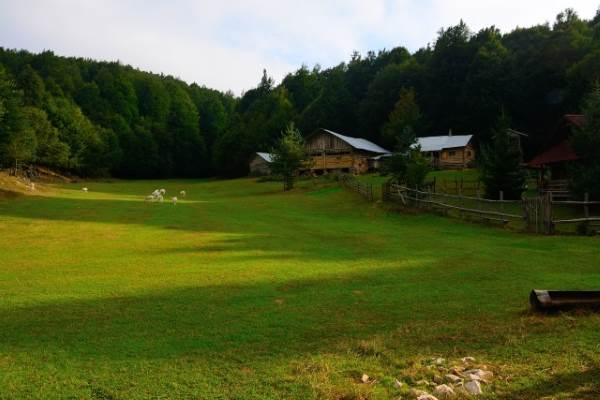 Dağ Köylerinin Muhteşem Doğası