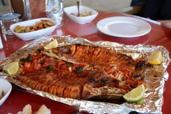 İznik Gölü Balığını Tadın