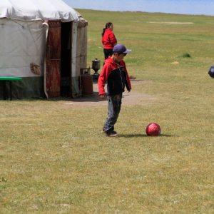 Kırgızistan Yayla Hayatı