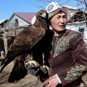 Kırgızistan Kartal