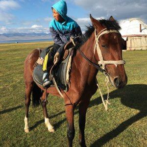 Kırgızistan At Gelenegi