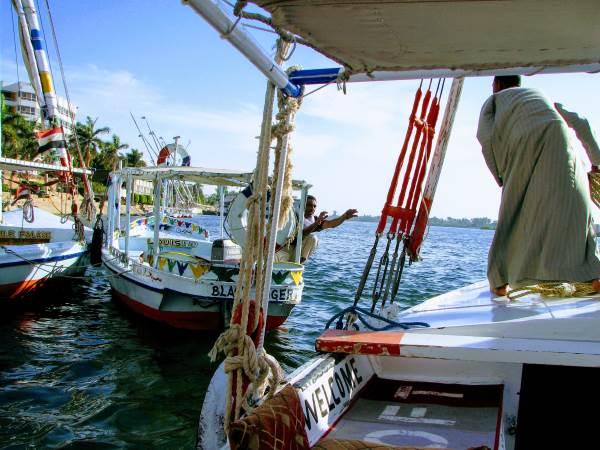 Nil'de Yelkenli Yapın