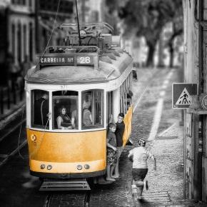 Lizbonlu'nun Seyir Defteri - Deneyim Seyahati