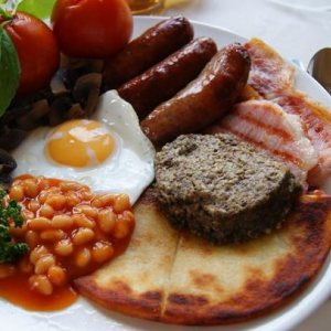 İskoç Sabah Kahvaltısı