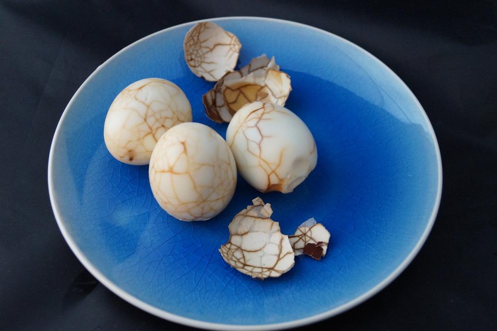 chinesische Teeeier_marmoriert