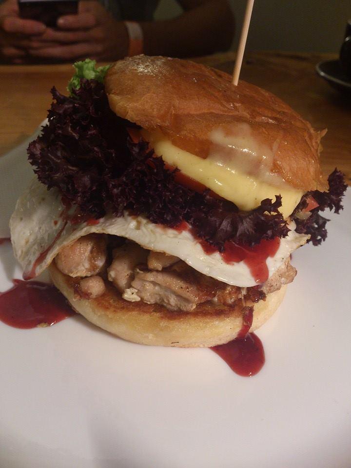 Tito's burger - unbeatable!!